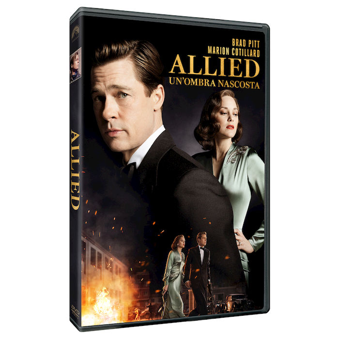 Allied - Un'ombra nascosta - DVD - thumb - MediaWorld.it