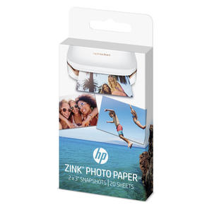 HP Zink Carta Fotografica autoadesiva per Sprocket - thumb - MediaWorld.it