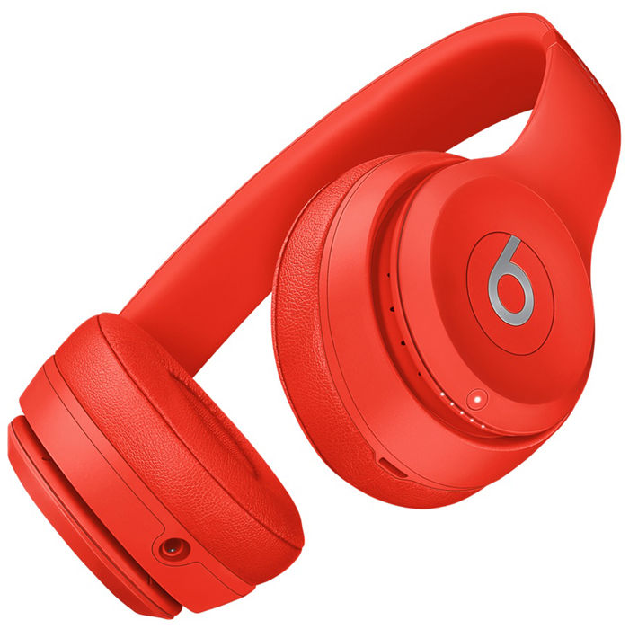 BEATS SOLO 3 WIRELESS (PRODUCT) RED - thumb - MediaWorld.it 05985510ad9b