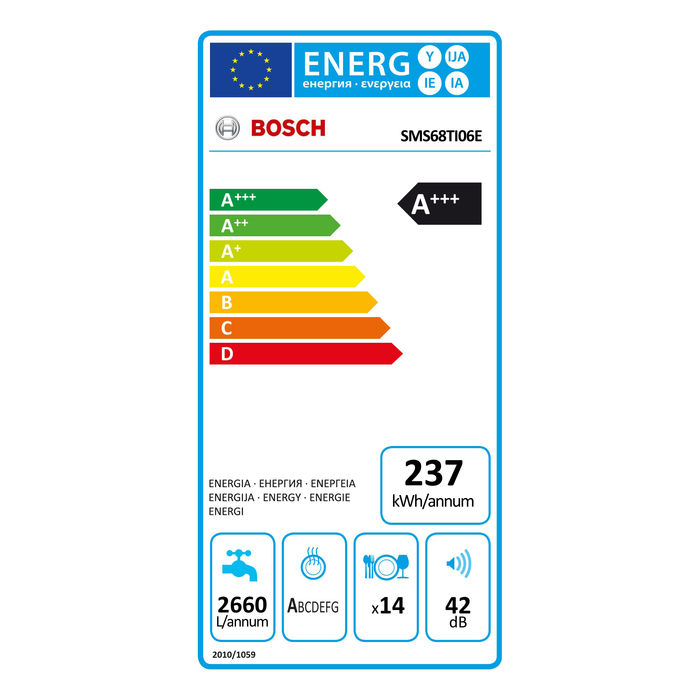 BOSCH SMS68TI06E - thumb - MediaWorld.it