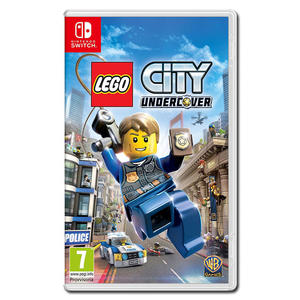 LEGO City Undercover - NSW - MediaWorld.it