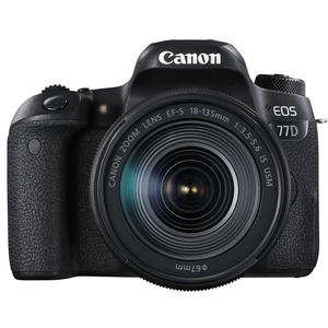 CANON EOS 77D+EFS 18-135 IS USM - MediaWorld.it
