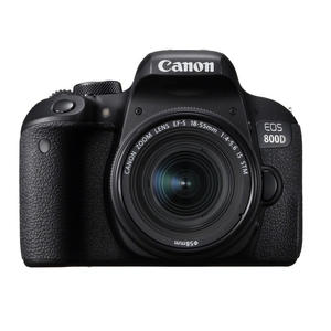 CANON EOS800D EFS18-55 F4-5.6IS - MediaWorld.it