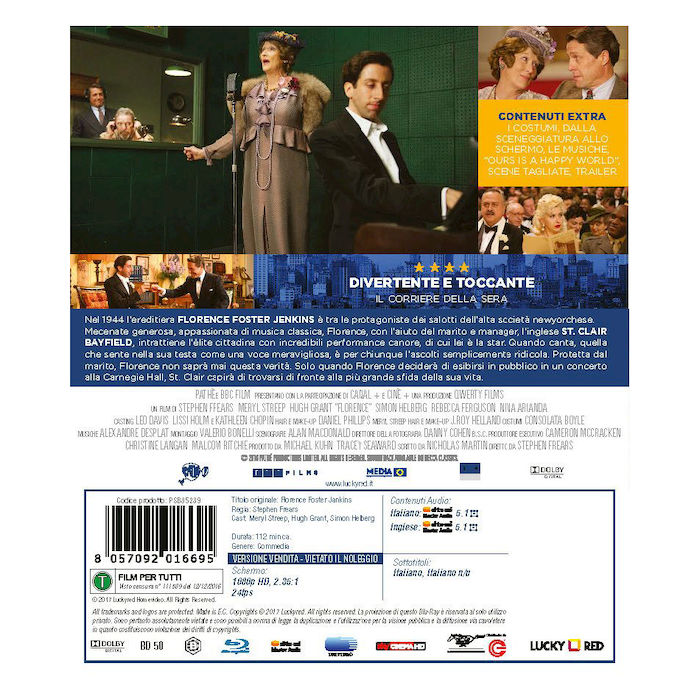 Florence - Blu-Ray - thumb - MediaWorld.it