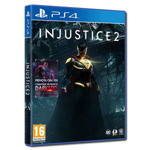 Gioco PS4 Injustice 2 - PS4 su Mediaworld.it