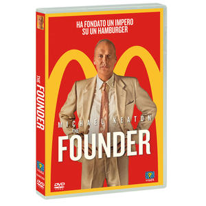 The Founder - DVD - thumb - MediaWorld.it