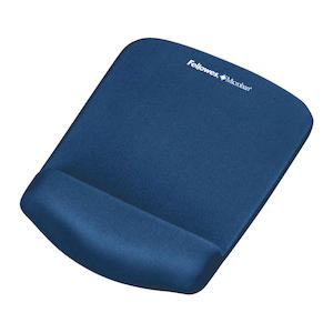 FELLOWES Mousepad con poggiapolsi Foam Fusion