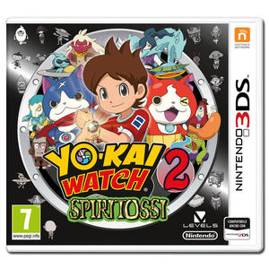 Yo-Kay Watch 2 - Spiritossi - 3DS - thumb - MediaWorld.it