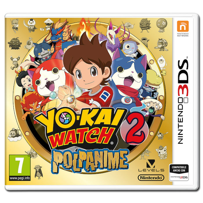 Yo-Kai Watch 2 - Polpanime - 3DS - thumb - MediaWorld.it