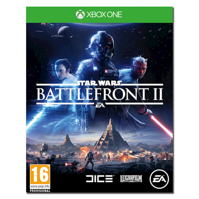 Star Wars Battlefront II - XBOX ONE - thumb - MediaWorld.it
