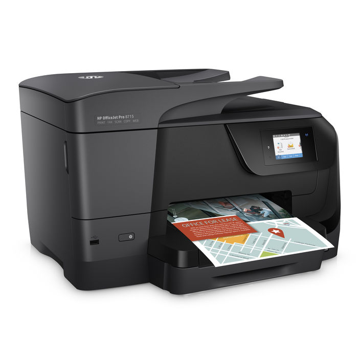 HP OfficeJet Pro 8715 - thumb - MediaWorld.it