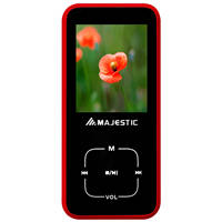 lettore mp3 MAJESTIC BT 8488 MP4 8G su Mediaworld.it