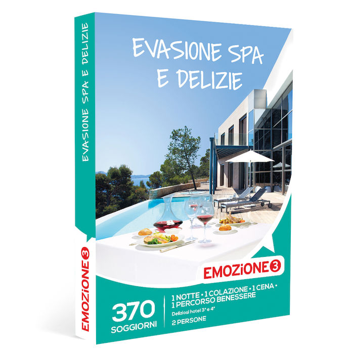 EMOZIONE3 Evasione SPA e Delizie - thumb - MediaWorld.it