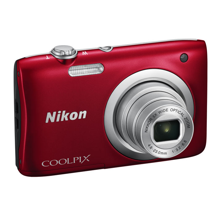 NIKON COOLPIX A100 RED - thumb - MediaWorld.it