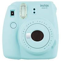 FUJIFILM INSTAX MINI 9 ICE BLUE | Mediaworld.it