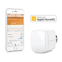Sensore HomeKit apertura chiusura finestre porte ELGATO Eve Thermo - HomeKit su Mediaworld.it