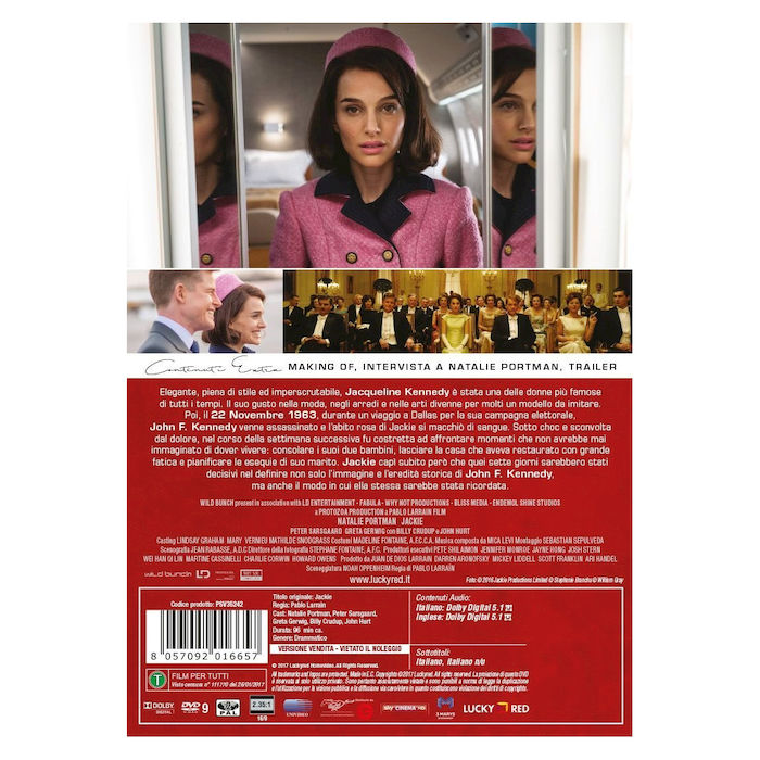 Jackie - DVD - thumb - MediaWorld.it