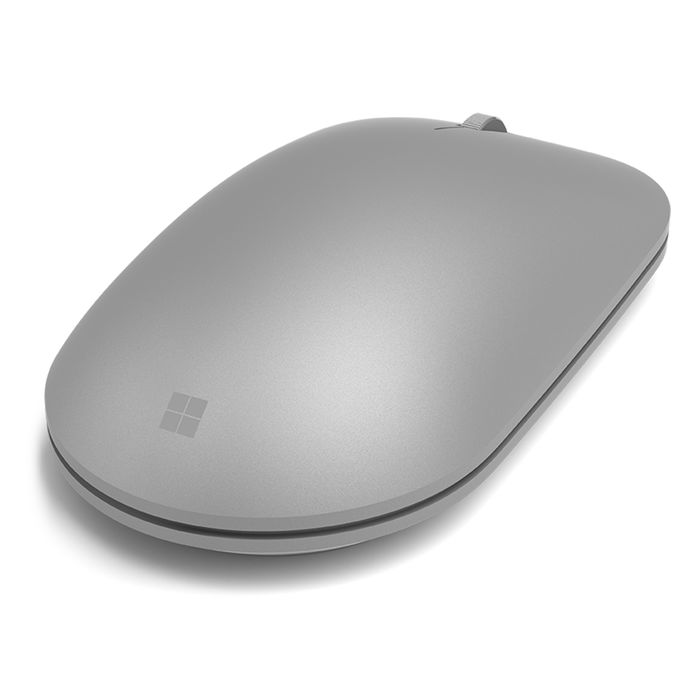 Microsoft SURFACE Mouse - WS3-00006 Gray - thumb - MediaWorld.it