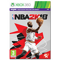 Gioco xbox 360 NBA 2K18 - XBOX 360 su Mediaworld.it