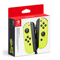 Coppia Joy-Con giallo neon NINTENDO Coppia Joy-Con Giallo Neon su Mediaworld.it