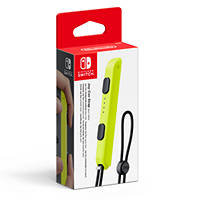 Laccetto joy-con giallo NINTENDO Laccetto Joy-Con Giallo Neon su Mediaworld.it