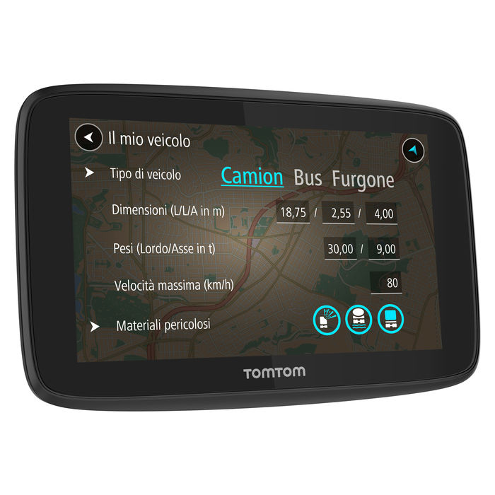 TOMTOM GO PROFESSIONAL 520 Europa 48 nazioni - thumb - MediaWorld.it