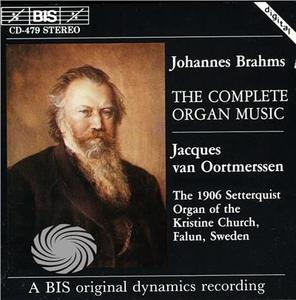 Brahms,J. - Brahms: Complete Organ Music - CD - thumb - MediaWorld.it