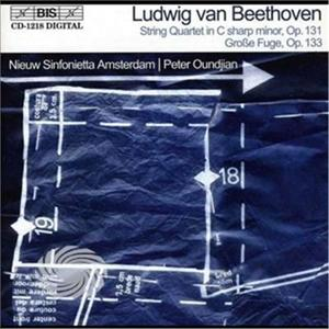 Beethoven,L.V. - Grosse Fugue (B Flat Major)/Qt Str (C Sharpm) - CD - MediaWorld.it