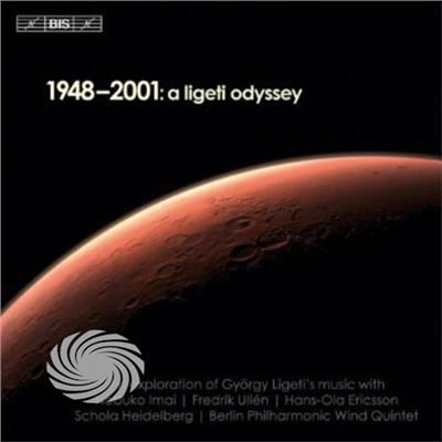 Ligeti,G. - 1948-2001 Ligeti Odyssey - CD - thumb - MediaWorld.it