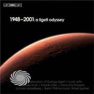 Ligeti,G. - 1948-2001 Ligeti Odyssey - CD - MediaWorld.it