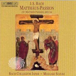 Bach,J.S. - St. Matthew Passion - CD - thumb - MediaWorld.it