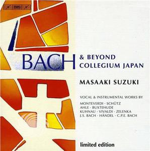 Bach Collegium Japan - Bach & Beyond - CD - thumb - MediaWorld.it
