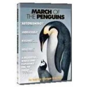 Movie-March Of The Penguins - DVD - thumb - MediaWorld.it