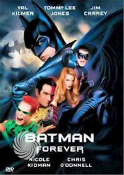 Batman forever - DVD - thumb - MediaWorld.it