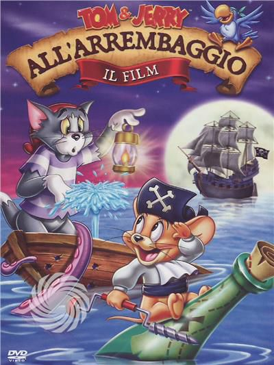 Tom & Jerry all'arrembaggio - Il film - DVD - thumb - MediaWorld.it