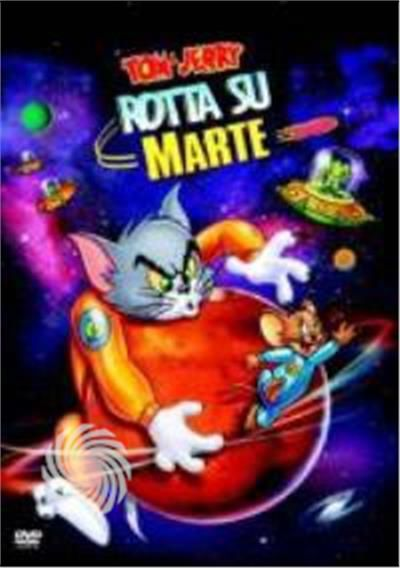 Tom & Jerry - Rotta su Marte - DVD - thumb - MediaWorld.it