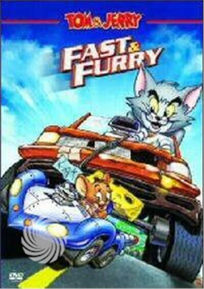 Tom & Jerry - Fast & Furry - DVD - thumb - MediaWorld.it