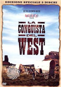 La conquista del west - DVD - thumb - MediaWorld.it