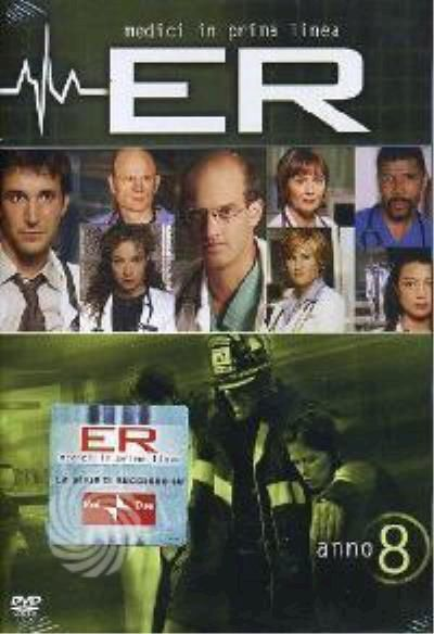 ER - Medici in prima linea - DVD - Stagione 8 - thumb - MediaWorld.it