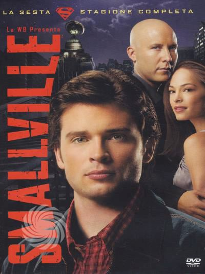 Smallville - DVD - Stagione 6 - thumb - MediaWorld.it