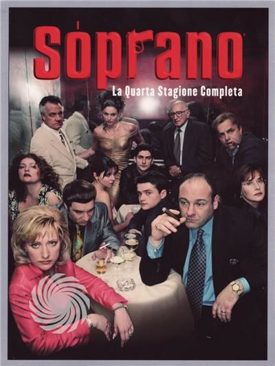 I Soprano - DVD - Stagione 4 - thumb - MediaWorld.it