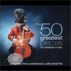 Orff/Bach/Grieg/Beethoven/Chopin/Pachelbel/Barber/ - 50 Greatest Pieces Of Classical Music - CD - thumb - MediaWorld.it