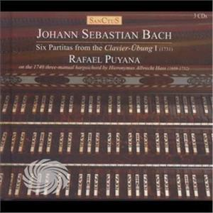Bach - Six Partitas From The Clavier-Ubung I 1731 - CD - thumb - MediaWorld.it