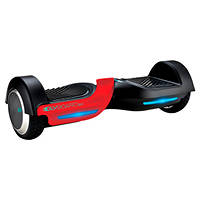 TWO DOTS Hoverboard GLYBOARD 2.0 Rosso