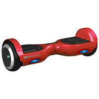 Hoverboard GLYBOARD TWO DOTS Hoverboard GLYBOARD Rosso su Mediaworld.it