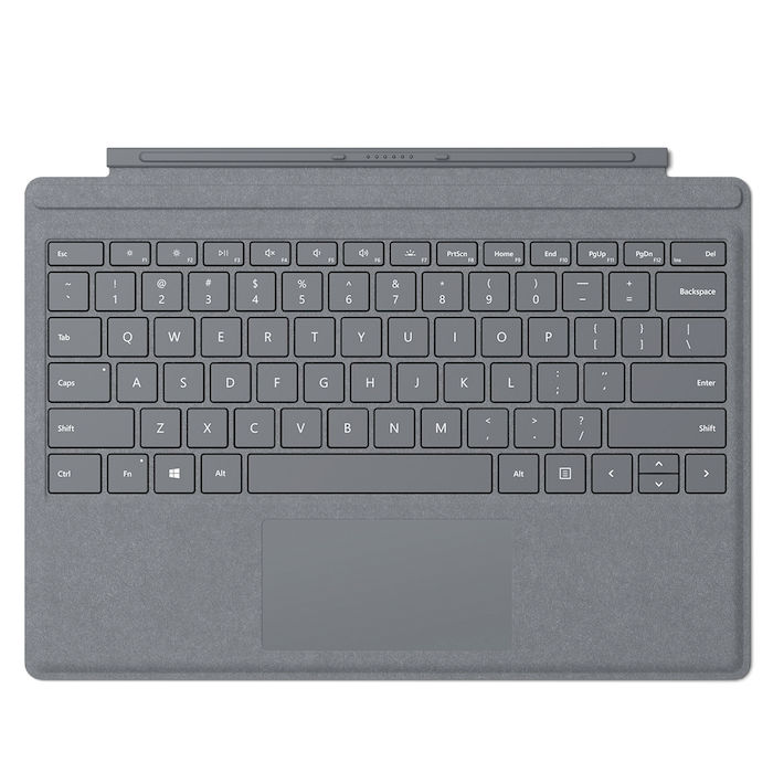 MICROSOFT SURFACE PRO COVER PLATINO - thumb - MediaWorld.it