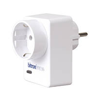 Smart Plug ON-OFF 16A BITRON VIDEO Smart Plug On-Off 16A su Mediaworld.it