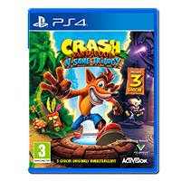 Gioco PS4 Crash Bandicoot N'Sane Trilogy - PS4 su Mediaworld.it