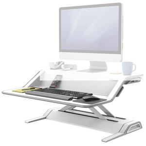 FELLOWES Stazione di Lavoro Sit-Stand Lotus - MediaWorld.it