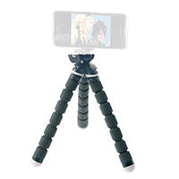 Treppiede flessibile small con adattatore per Smartphone REPORTER SUPPORTO FLEX A RAGNO PIC su Mediaworld.it